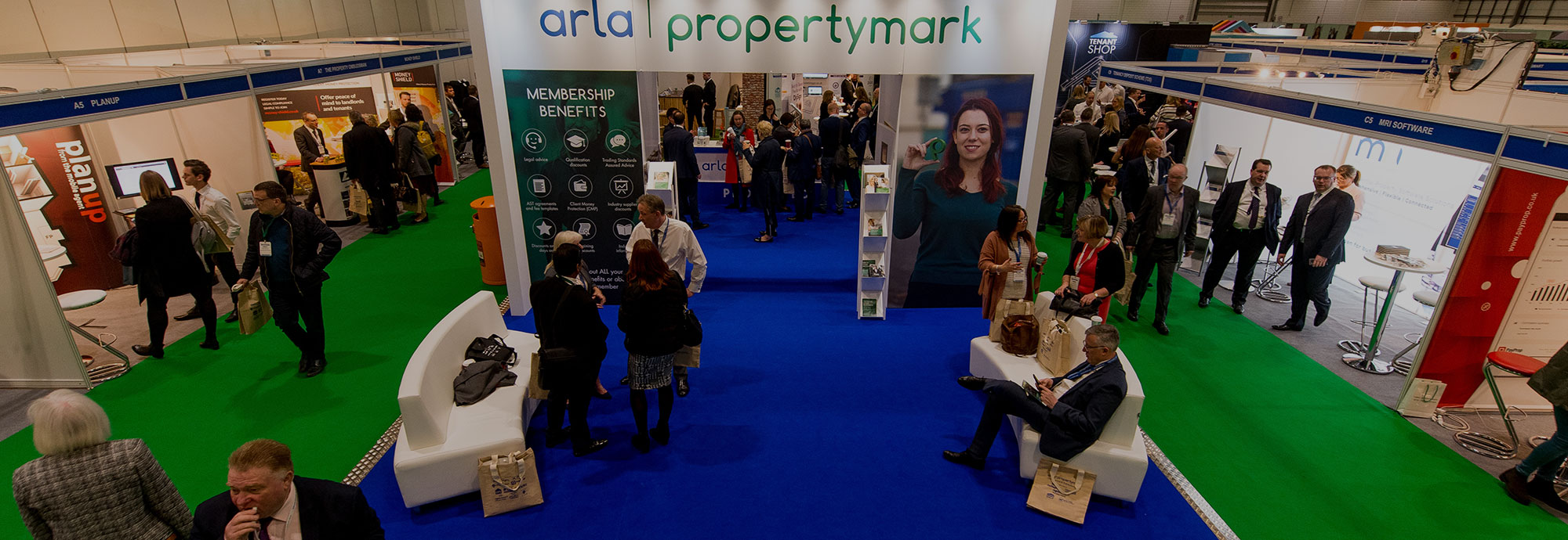 25th ARLA Propertymark Exhibition